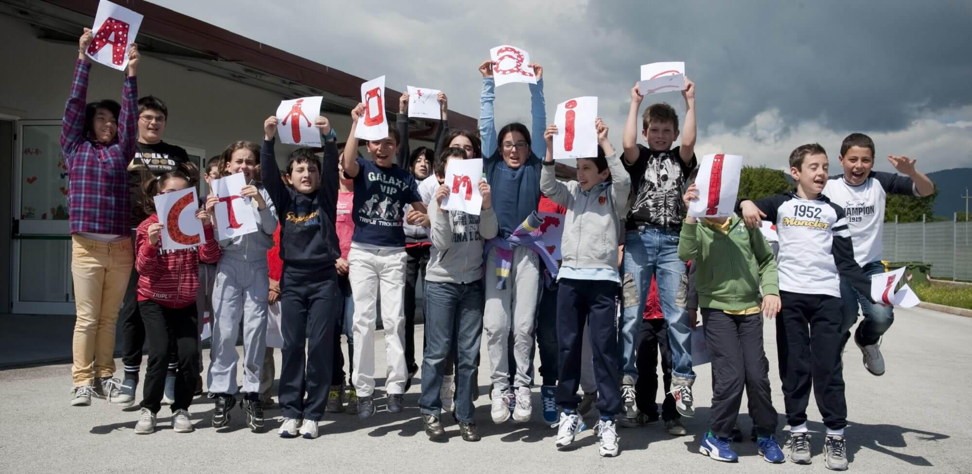 progetti actionaid ActionAid projects violazione dei diritti umani