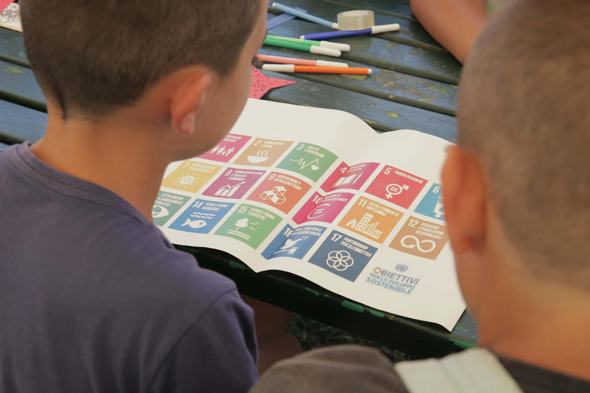 progetto agente 0011 sviluppo sostenibile