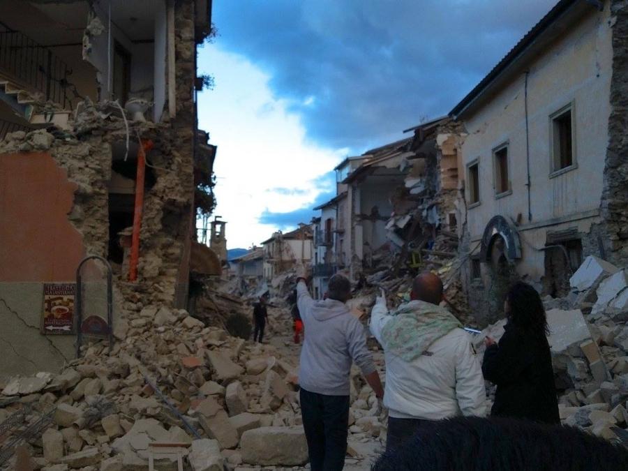 gestione del rischio prevenzione terremoti