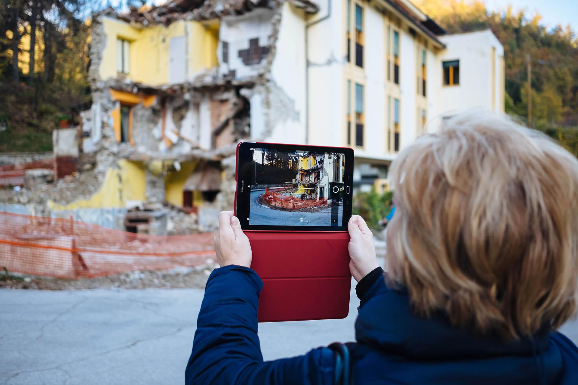 progetto terremoto