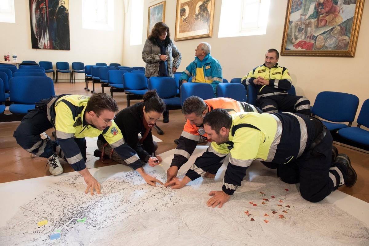 Sora Project – A participatory Civil Protection Plan